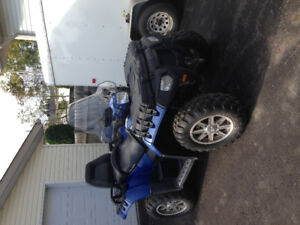 For sale 2011 Polaris sportsman 4x4