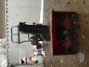"""21"""" 4HP snowblower Regina Regina Area image 2"""