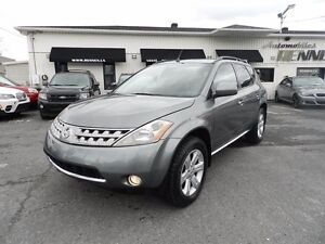 Nissan Murano AWD 4dr 2007