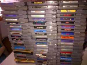 KW Vintage Games has all the classic NES Nintendo Games