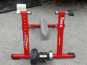 Bike Trainer ,TACX,  Cycle Track,