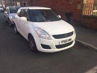 Suzuki swift. 60 plate. 1.2 sz2 new shape Only 15.000 miles. £30 tax Mot & taxed