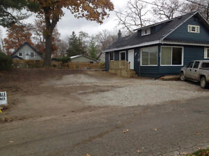 COTTAGES FOR SALE and VACANT LOT - excellent deal