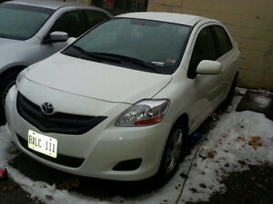 2008 Toyota Yaris Sedan