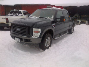 2008 Ford F-250 6.4L POWERSTROKE ENGINE
