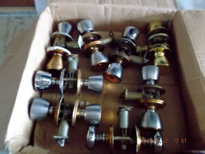 used interior door knobs for sale