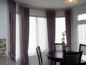 Blinds and Drapes Store Richmond Hill and Vaughan