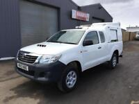 * SOLD * 2013 Toyota Hilux 2.5 D4-D HL2 Extra Cab 4x4 Utility Diesel Pickup