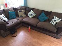 SWAP ONLY corner sofa