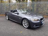 2007/07 BMW 320i M Sport Auto Convertible Full Service History P/X Welcome