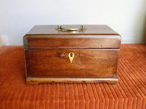 Collection of Antique Boxes - Tea Caddies Lapdesks Knife Boxes London Ontario image 9