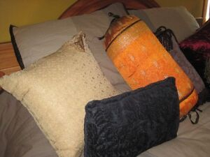 Bedroom Throw Pillows for Sale! Peterborough Peterborough Area image 2