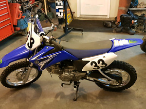 2008 Yamaha TTR 110 E