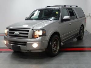 2008 Ford Expedition Max Limited   - NAVIGATION - Sunroof - $252