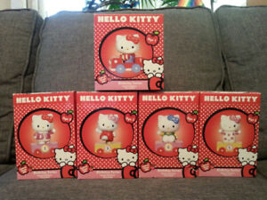 Hello Kitty Precious Moments Figurines