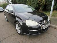 2006 VOLKSWAGEN JETTA 2.0TDI SE MANUAL DIESEL 4 DOOR SALOON