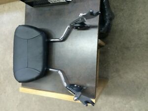 Harley Davidson Detachable Back Rests