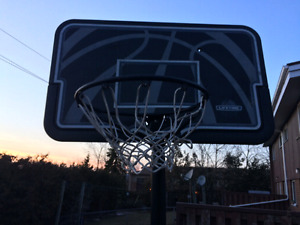 Lifetime basketball net