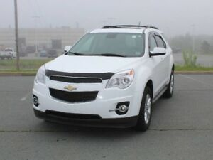 2015 CHEVROLET EQUINOX LT with Back Up Camera and Heated Seats!