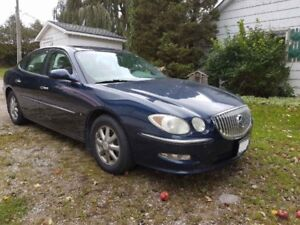 2008 Buick Allure ACX