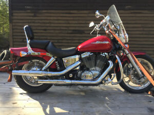Honda shadow 1100 cc spirit