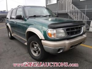 2000 FORD EXPLORER  4D UTILITY 4WD