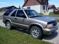 2002 GMC Jimmy SUV,