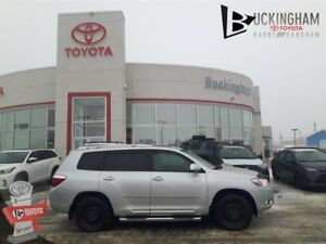 Toyota Highlander 4WD V6 LIMITED 2010