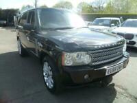2009 Land Rover Range Rover TDV8 VOGUE 5-Door Auto Sports Utility Vehicle Diesel