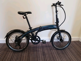 "20"" Electric folding bike ebike bicycle Viking Gravity power assisted"