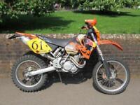 2002 KTM 400 EXC-F