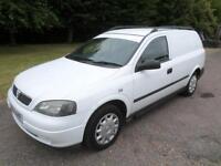 Vauxhall Astravan 1.7 DTi 16v 2001 Envoy Y REG 137K