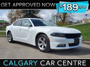 2017 Charger $189B/W TEXT US FOR EASY FINANCING! 587-317-4200