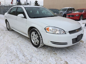 2012 Chevrolet Impala Lt 149000 km fully detail inspected van