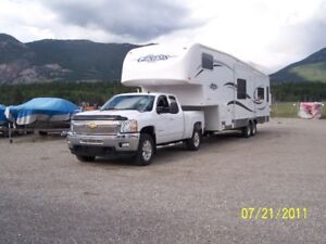 2006 Travelaire 5th wheel