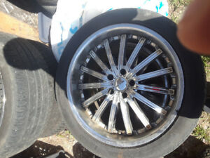 Mags 20 pouce 5x114