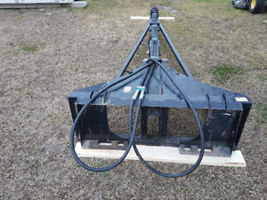 Bobcat Skid Steer Truss Jib