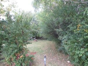VACANT LOT for SALE in SELKIRK, MB!  NO timeline restrictions!