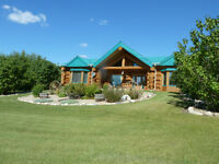 Stunning Log Cabin for sale