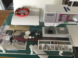 PHAFF Expressions 4.0 sewing/Quilting machine