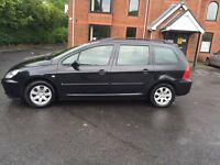 04 Peugeot 307 sw estate ,2.0 HDI in very good condition!