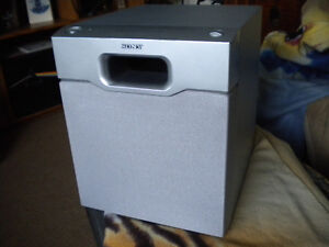 Sony 100 Watt Powered Home Theater Subwoofer
