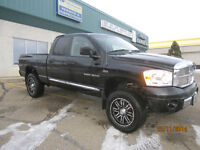 SWAP MY 2007 DODGE 4X4,FOR OLDER MOBILE HOME ON LOT