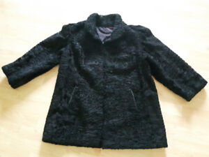 Fur Coat Hand Made in Germany - MAKE ME AN OFFER