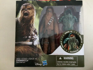 Star Wars action figures and spinners