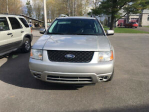 FORD FREESTYLE LIMITED