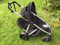 Double buggy / pushchair Phil and Teds (Phil & teds) Verve