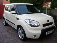 Kia Soul 1.6CRDi 2011MY Shaker outstanding condition call 07790524049