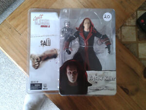 Jigsaw Killer- Saw Movies-NECA Action Figure