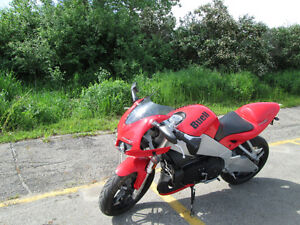 2007 Buell Firebolt xb9r